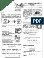 Química - Pré-Vestibular Impacto - Introdução às Reações