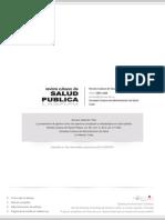 Perspectiva de Género Salud Publica 2012