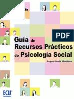 Guia de Recursos Practicos de Psicologia Social Tema 10 y 11