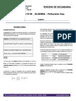 Polinomios Especiales SEMANA 6