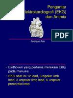 ECG-CoAs