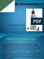 PRENSAS NEUMATICAS
