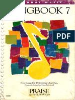 Hosanna Music - Songbook 7