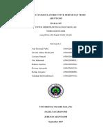 Pendekatan Regulatoris Untuk Perumusan Teori Akuntansi
