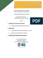 2017 - Pr5 - 69ª Plenária de Extensão - Pauta - 18 Outubro