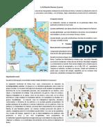 La Civilización Romana - 1 Parte