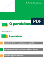 Oexp10 o Paralelismo