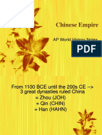 eurasia - qin and han