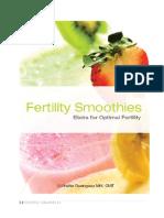Fertility Smoothies