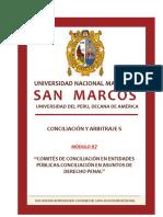 Modulo 07 Comités de Conciliación en Entidades Públicas.conciliación en Asuntos de Derecho Pena