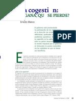 La Cogestión - Qué se gana, qué se pierde.pdf