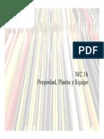 Presentacion Nic 16 Ppye