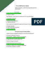 Preguntas de La Dinamica, Administracion General