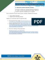 Evidencia 3 Informative Material About the Company. Avocado