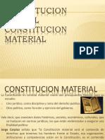 Constitucion Formal y Material