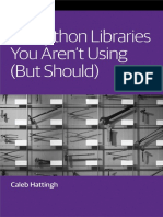 20 Python Libraries You Aren't Using (but Should)