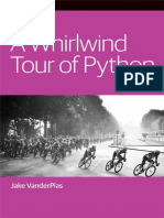 A Whirlwind Tour of Python