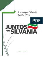 ALCALDIA SILVANIA Plan de Desarrollo