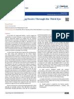 Overcoming Desire Through the Third Eye