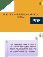 Sesión 10 Prácticas de Responsabilidad Social