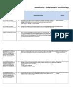 Copia de Matriz Requisitos Legales y Otros
