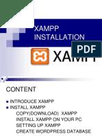 x Am Pp Installation