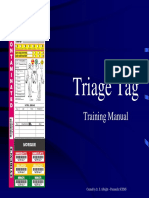 Triage Tags Manual 2