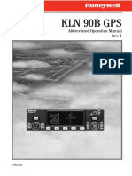 KLN90B Pilot's Manual