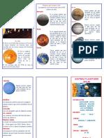 228969990 Triptico Sistema Solar Aldahir