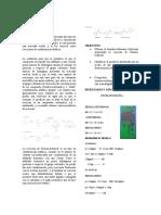 práctica 2 sintesis de benzalacetofenona