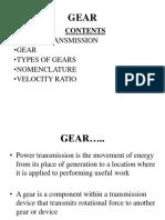 gear ppt