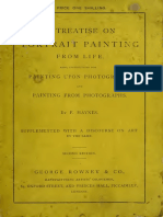 A Treatise on Portrait Painting From Life 1887