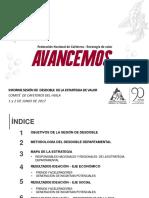 13. Informe Desdoble Estrategia FNC - Comité Huila