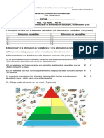 Guía Cuerpo y Salud Ciencias Naturales