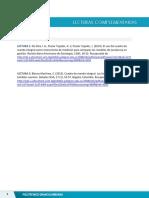 Lectura Complementaria - Referencias - S7