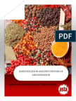 ASTA Spices Identification and Prevention of Adulteration