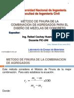 Modulo de Finura de La Combinación 02 06 12