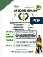 DIRECCION NACIONAL DE BOMBEROS  ANAPOL - N°-7-
