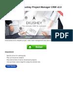 CodeCanyon - Ekushey Project Manager CRM v2