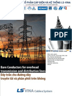 Bare Conductor for Overhead Lines (2)