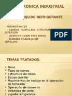 Torno y Liquido Refrigerante 2.1