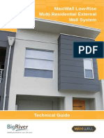 Maxiwall Low Rise Residential External Technical Guide 21082017 Web