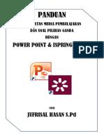 Panduan Ppt & Ispring Suite 8