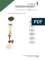 Evaluación Del Proceso de Aplicación Del Primer Año Catequesis