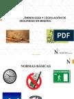 Principios, Terminología y Legislación de Seguridad y Salud