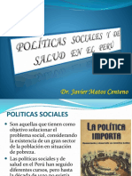 11 Políticas de Salud