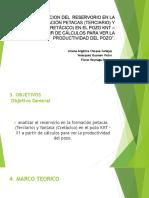 ANALIZACION DEL  RESERVORIO EN LA FORMACIÓN PETACAS.pptx