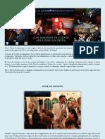 Portafolio de Servicios Baco's Show Producciones 2016
