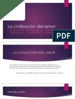 DSI Civilización Del Amor
