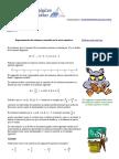 Representación de Números Racionales en La Recta Numérica
